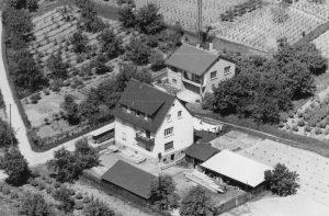 Holzbau Vock GmbH - Zimmerarbeiten am Streitstein in Heppenheim